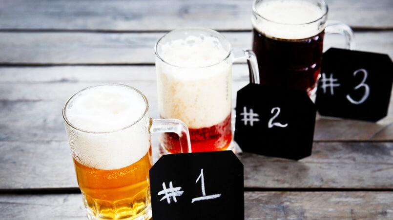 Bier brauen in Schwarz-Rot-Gold